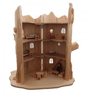Kütük Ev – Hobbit Şatosu