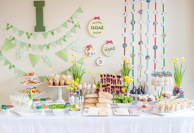 doğumgünü partisi ılgaz yeşil süper kahramanlar