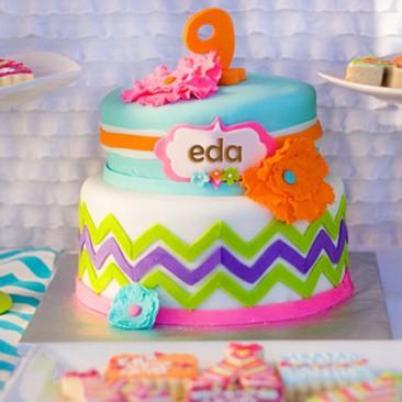 Eda'nın 9 Yaş Karnavalı