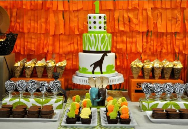 doğum günü partisi safari erdem
